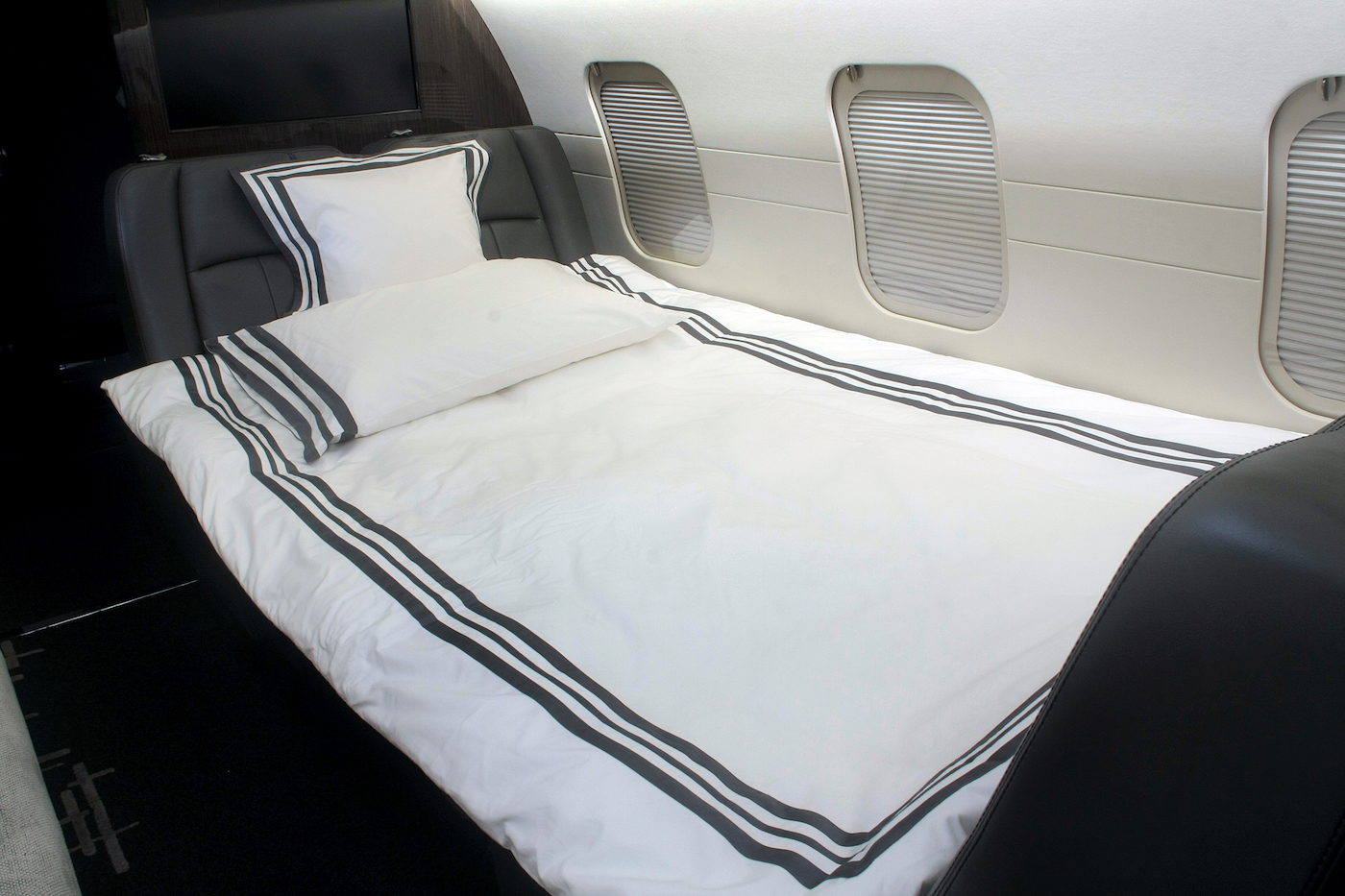 corporate-jet-bed
